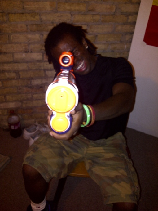 Top Billion Super Soaker