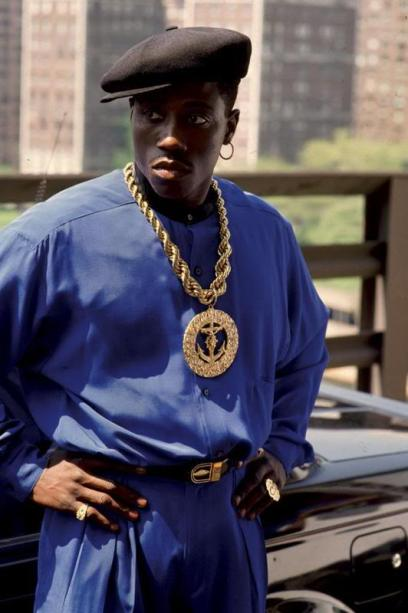 """From the movie """"New Jack City."""" No Copyright Infringement."""
